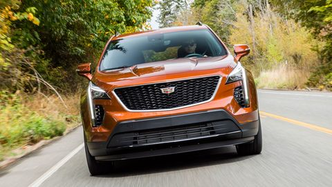 The 2019 Cadillac XT4 Sport comes with a 2.0-liter turbocharged I4 making 237 hp.