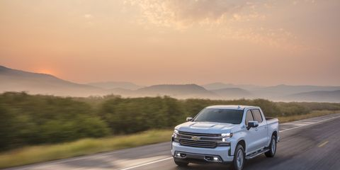 The 2019 Chevrolet Silverado High Country gets better wheels, a power tailgate and LED headlights, among other things.