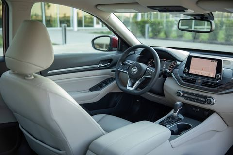 The new Altima is available in five trim levels ranging from the base S cars, which start at $24,645 on up to the platinum VC-Turbo models for $35,657.