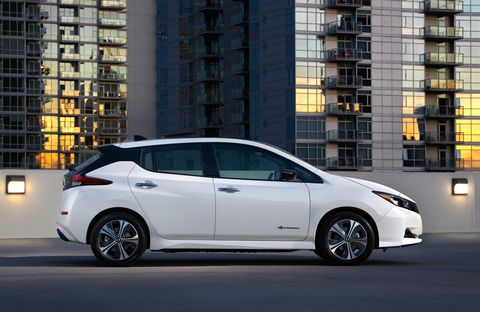 The coming Nissan Leaf PLUS electric car gets up to 226 miles of range thanks to a new 62-kWh battery. The car goes on sale in the spring.