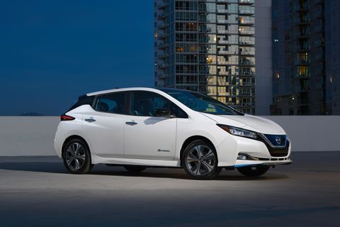 More than 380,000 Nissan LEAF vehicles have been sold globally since the 100 percent electric model first went on sale in 2010, with over 128,000 sold in the US. .