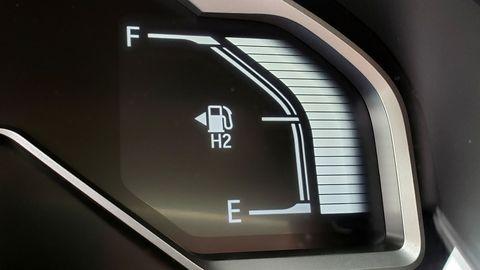 Not gas. Not diesel. H2