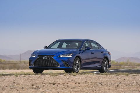The all-new Lexus ES 350 is longer, lower, wider and - get this - sportier than all six of its predecessors. It goes on sale in August.