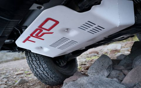 The 2019 TRD Pro series will be available in fall of 2018.