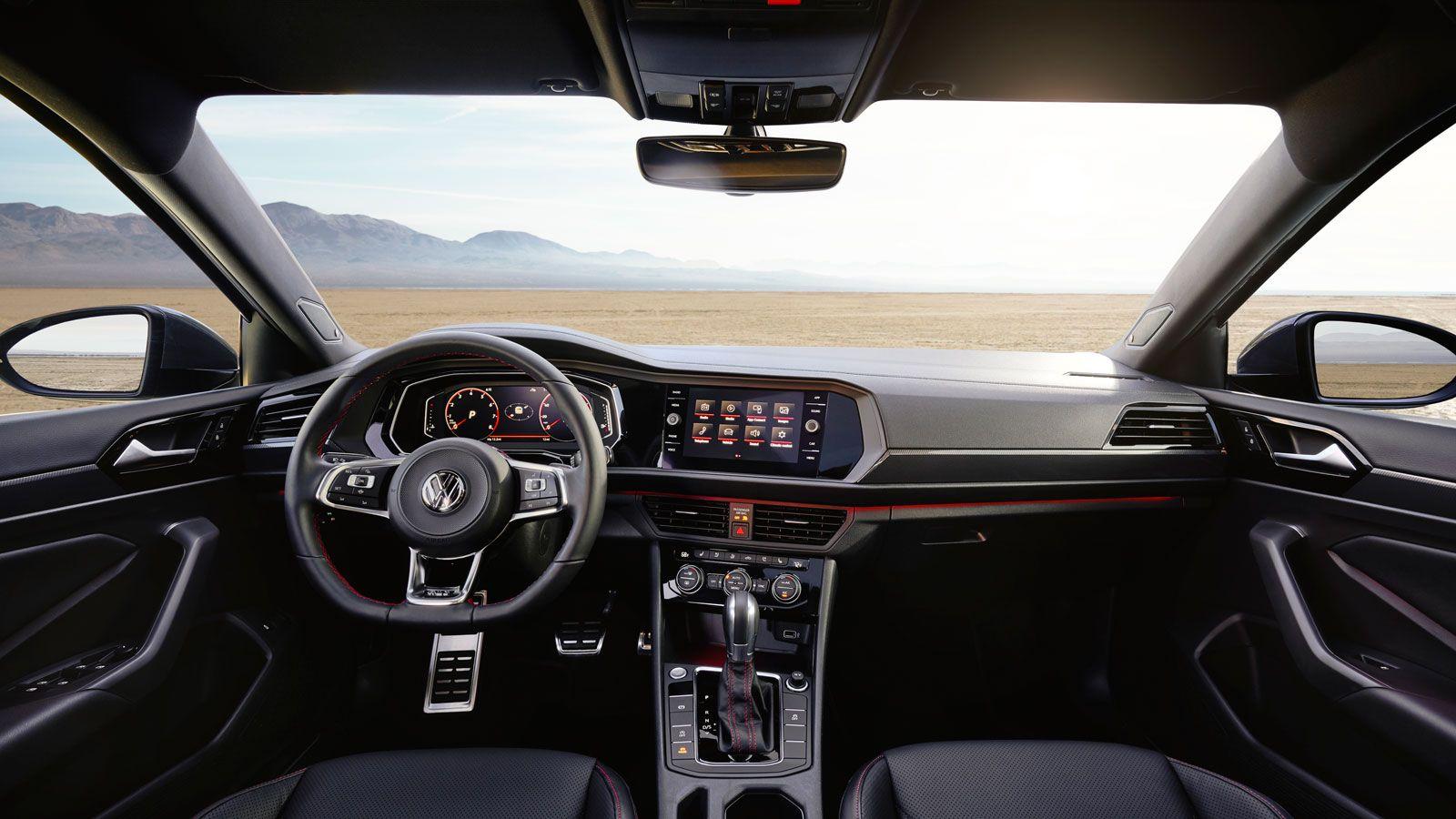 Gallery 2019 Volkswagen Jetta Gli Interior