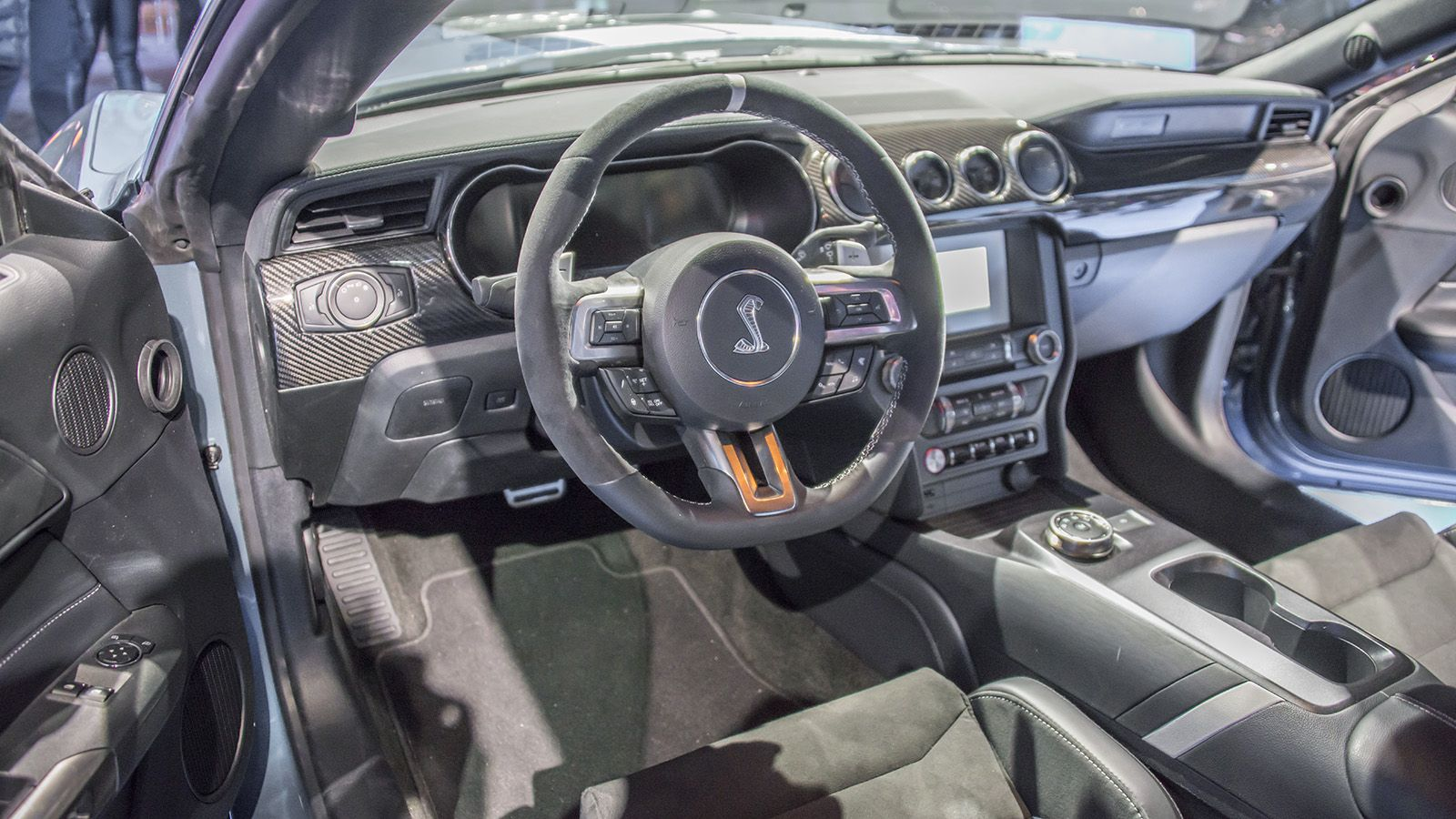 Gallery 2020 Ford Mustang Shelby Gt500 Interior