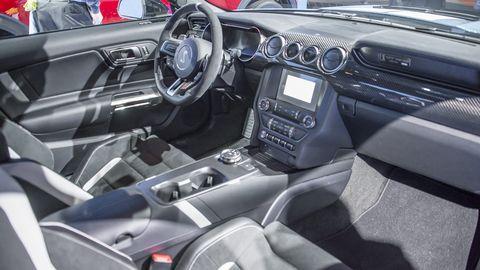 24+ 2020 Mustang Gt Interior
