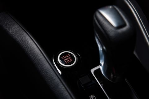 The 2020 Nissan Versa comes standard with a seven-inch touchscreen infotainment system but offers Apple CarPlay as an option.
