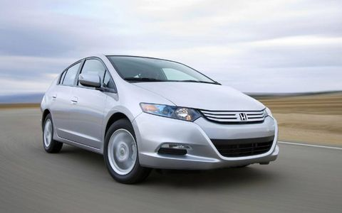 The 2010 Honda Insight goes on sale March 24