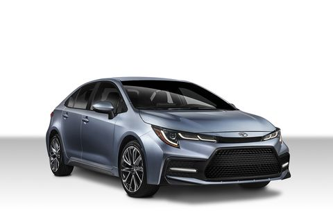 The 2020 Toyota Corolla gets sharper looks than the outgoing car