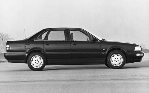 1990 Audi V8