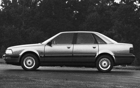 1991 Audi V8