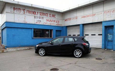 Driver's Log: 2010 MazdaSpeed3