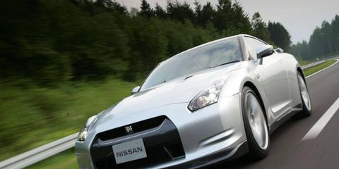 The Nissan GT-R was released stateside in 2008 as a 2009 model