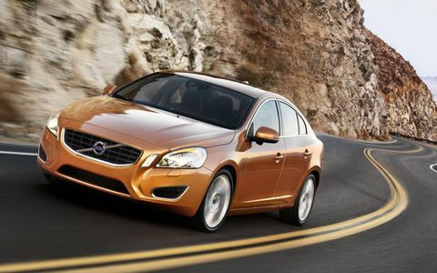 Driver's Log Gallery: 2011 Volvo S60 T6
