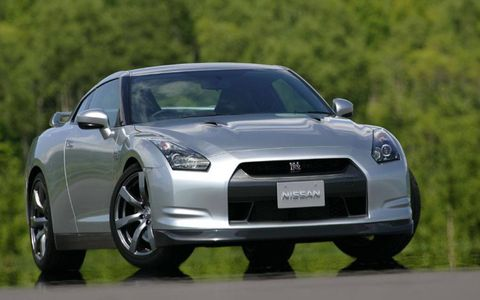 """The 2010 GT-R is available through nearly 700 official """"GT-R certified"""" Nissan dealers across the United States"""