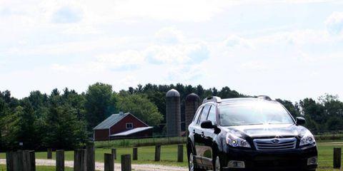 Subaru Outback 3.6R Premium