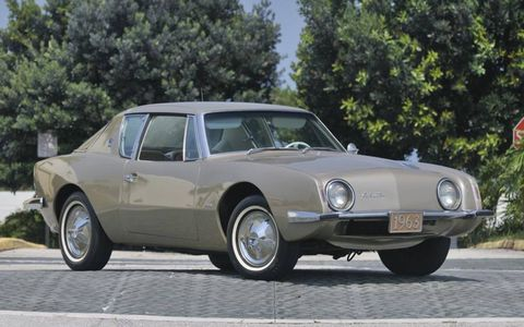 Studebaker's last attempt to invigorate the brand, the Avanti Coupe was unique but didn't have the edge needed to boost it into popularity.