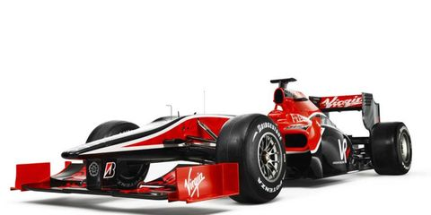 AP Racing 6 pot calipers