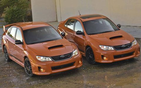 The 2013 Subaru WRX STI Special Edition will arrive in spring at a cost of $35,565.