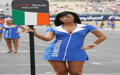 Grid Girls returns with more beautiful ladies from New Zealand