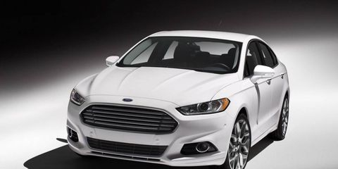 Our 2013 Ford Fusion SE tester was powered by a EcoBoost 1.6-liter, turbocharged four-cylinder making 178 hp and 184 lb-ft of torque.