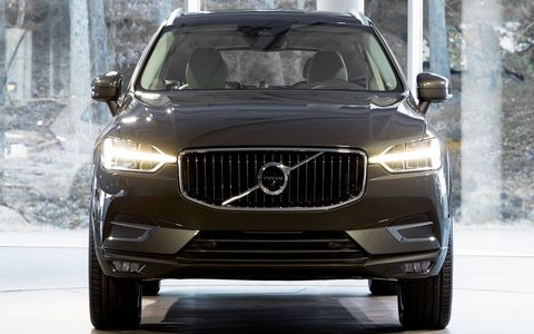 The XC60 will use the automaker's scalable product architecture.