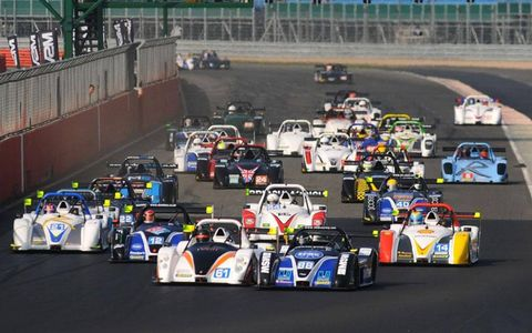 Europe, Australia and the Middle East already have one-make Radical series races.