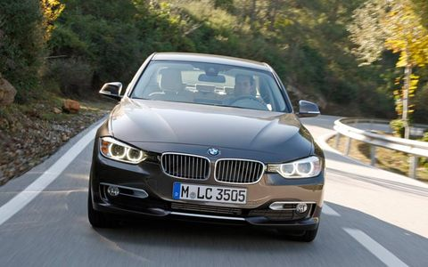 The as-tested price for our 2012 BMW 335i sedan tester was $52,695.