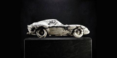 You thought you had every Ferrari collectible possible. Think again.