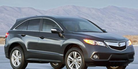 The 2013 Acura RDX gets a V6 engine, a new transmission and a new all-wheel-drive system.