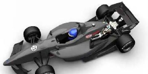 Swift Engineering has previewed its idea for the next IRL race car.