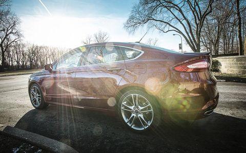 2013 Ford FusionPhoto by: Josh Scott