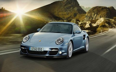 Porsche estimates the car will get 24 mpg on the highway and that it can hit 62 mph in 3.3 seconds