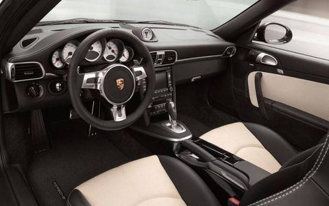 The car also gets Porsche's seven-speed PDK