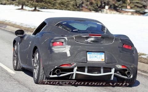 The debut of the two-door, rear-wheel drive Alfa Romeo 4C will mark the Italian automaker's return to the United States.