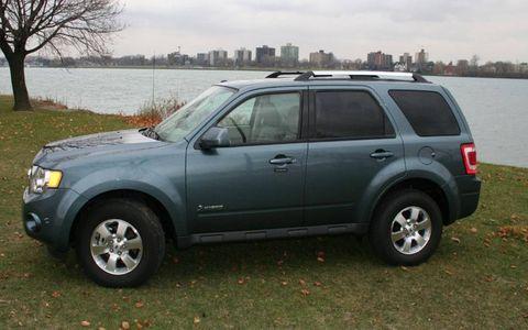 Driver's Log: 2010 Ford Escape Hybrid