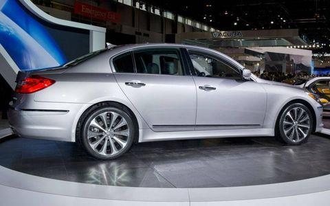 Hyundai Genesis 5.0 R-Spec