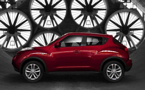 Geneva Auto Show Preview: Nissan Juke