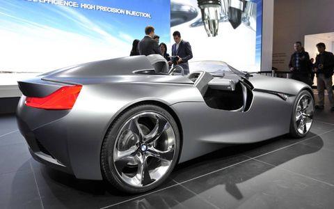 BMW Vision ConnectedDrive