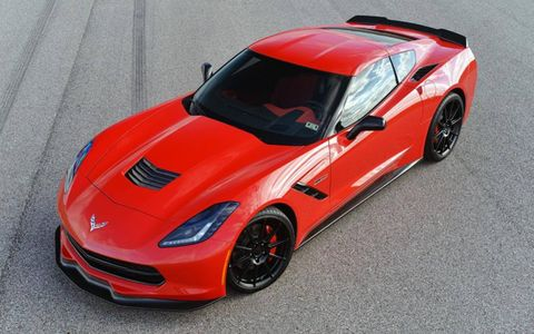 The Hennessey HPE700 Twin Turbo Corvette is based on the Stingray with the 3LT and Z51 packages.