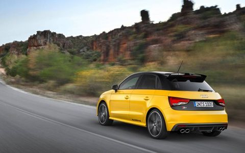 The 2015 Audi S1 is slated to make its debut at the Geneva show early next month.