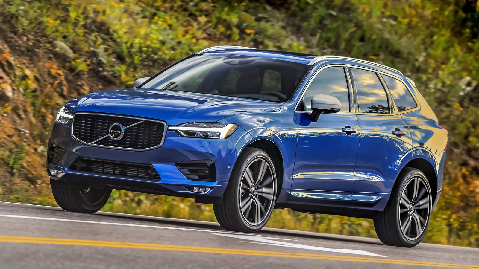 2018 Volvo Xc60 T6 Awd R Design Essentials A Beaut Ute