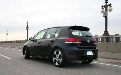 Driver's Log: 2010 Volkswagen GTI
