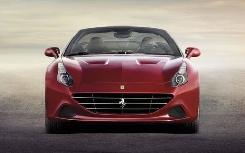 The Ferrari California T will debut in Geneva.