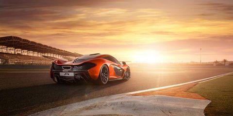 The McLaren P1 debuted in Paris, the final version will arrive in Geneva.