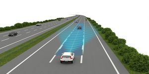 Volvo's DrivePilot is an example of Level 3 autonomy. Including Level 0, there are six levels on the autonomy scale.