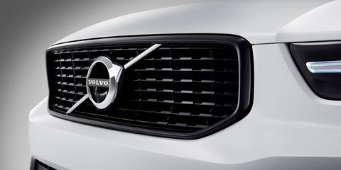 Volvo officially announced the XC40 this morning in Milan