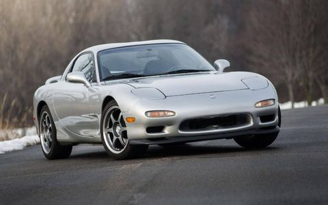 Autoweek road test editor Jonathan Wong wanted a Mazda RX-7 since the age of 10. He made his dream a reality after years of careful preparation.