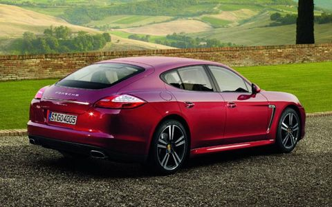 The all-wheel-drive version, called the Panamera 4, starts at $79,875, including destination charges. Both cars will be revealed in April at the Beijing auto show.